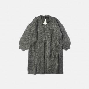 气质羊毛混纺灯笼袖大衣 | 随性慵懒 优雅好看