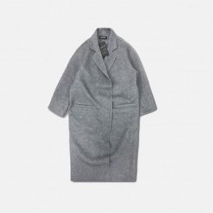 经典羊驼毛手工大衣 | 时尚不失优雅 时髦御寒单品