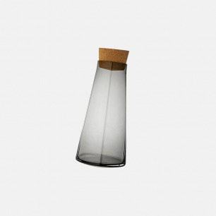 一只很有设计感的水瓶 |  嘴吹 每个都不一样