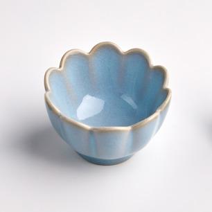 莲花汝瓷碗 | 台北故宫的镇馆之宝