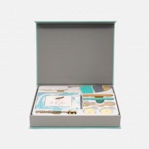 火漆印章羽毛笔精装礼盒 | 最文艺的组合 送礼佳选