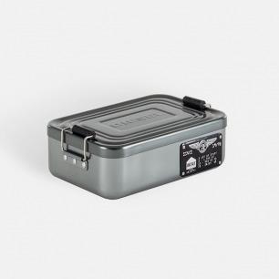 时尚复古工业风铝制饭盒 | 也能当收纳盒 大小号可选