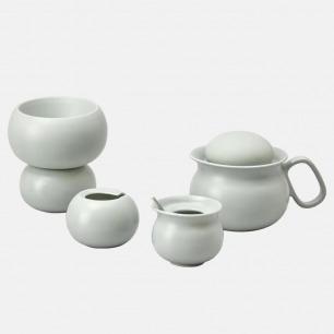 卵石系列-咖啡器皿组合 | 日本设计师鬼才佐藤大设计
