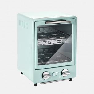 日本复古双层烤箱-2色 | 占地A4大小 3秒快速升温