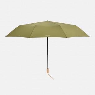 简约轻盈三折雨伞 | 握感舒适 超大伞面 防风抗水