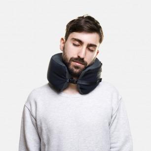 拳头大小的3合1便携颈枕 | 满足多种睡法和场景