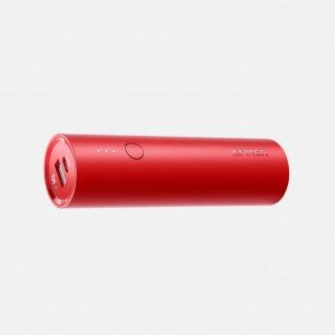 口袋移动电源 5000mAh | 充沛能量 小巧体积随手拿
