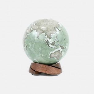 复古手作地球仪 胡桃木底座 | 中英双语 匠心打造 3色可选
