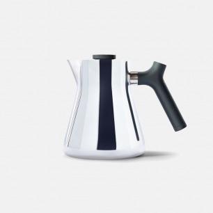 能显示温度的冲茶壶   煮水泡茶二合一 贴心好设计
