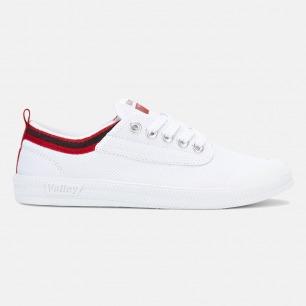 红黑经典百搭帆布鞋-男女同款   澳大利亚百年运动鞋品牌