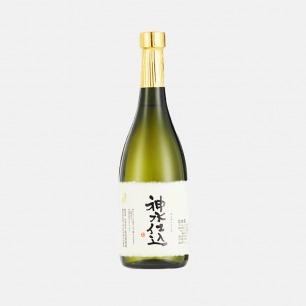 日本神水仕込 大吟酿清酒 | 百年酒庄酿造 口感甘甜清爽