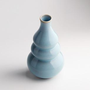 福禄汝瓷瓶 | 昔日皇家专贡的珍贵汝窑