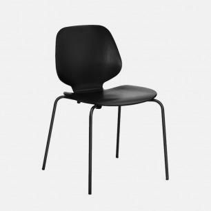 简约线条感餐椅 3款可选 | MyChair系列优雅居家单品