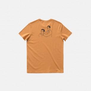 全棉圆领T恤-操作说明 | 原创印花设计 经典百搭
