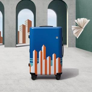 V&A博物馆合作款旅行箱-漫步 | 史上最文艺的旅行箱