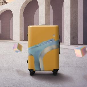 V&A博物馆合作款旅行箱-穿梭 | 史上最文艺的旅行箱