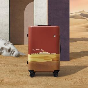 V&A博物馆合作款旅行箱-漂流 | 史上最文艺的旅行箱