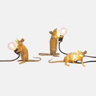 会制造氛围的老鼠灯 | 创意有趣的意大利家居潮品