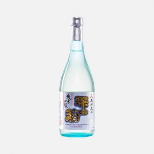 日式深山菊纯米吟酿清酒 | 宛若生酒般的新鲜口感