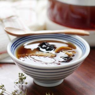 乌梅茯苓龙须汤   酸甘甜汤