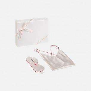 七夕甜蜜礼盒(眼罩睡裙) | 温馨色调甜美演绎心动瞬间