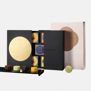 明月入怀月饼礼盒 | 让分享月饼更加有仪式感