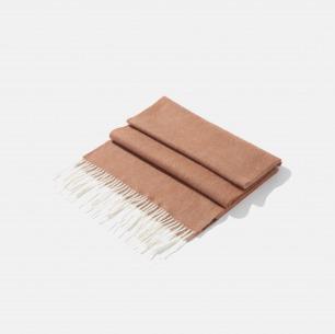 纯羊绒围巾 | 100%初剪毛比亲吻更软