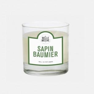 法国乡间森林香氛蜡烛   一种温暖的冷杉森林香味