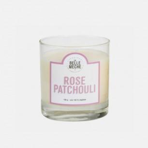广藿香玫瑰香氛蜡烛   为夜晚的亲密悄悄拉开序幕