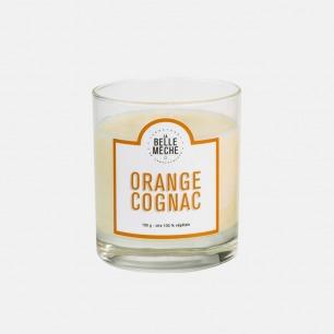 橘香白兰地香氛蜡烛   与橘香白兰地的悠香相伴