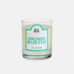 黄瓜与西瓜香氛蜡烛   洋溢着清新多汁的气息