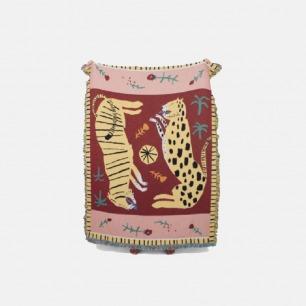JULY毛毯 | 将创造的灵感融入家居单品