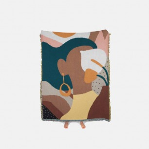 APRIL毛毯 | 将创造的灵感融入家居单品