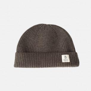 羊毛冷帽 | 100%澳洲精纺羊毛