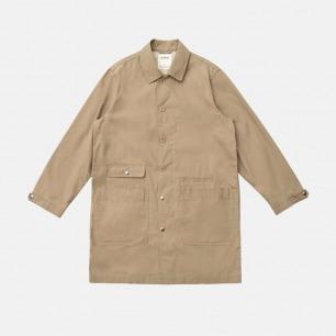 中长款复古风衣 | 原创设计,优质日本面料