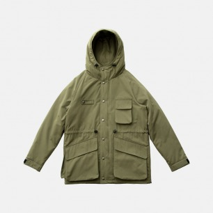 3M新雪丽棉服中长款 | 保暖媲美羽绒轻松应对冬季