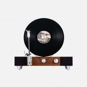格莱美黑胶唱片机 | 提升家居格调,氛围神器