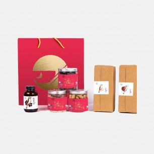 福言礼盒A款   健康零食礼盒
