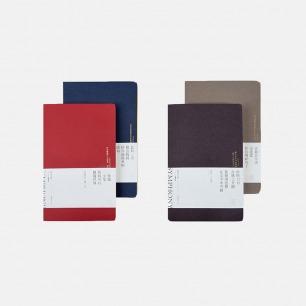 经典笔记本手帐 | 裸背线装,款式新颖