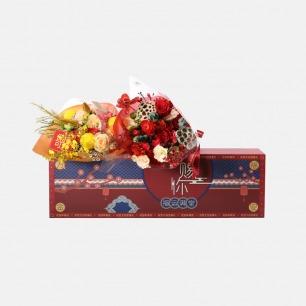 鸾禧高端混合鲜花礼盒 | 故宫联名限定款