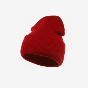 Amazon.com: Long Beanie-Red W16S24E: Clothing