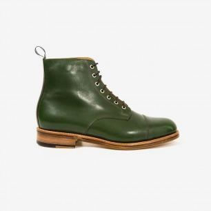 OSF1 Oxford Boot Green Leather 男靴