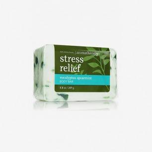 舒缓压力身体皂Eucalyptus Spearmint