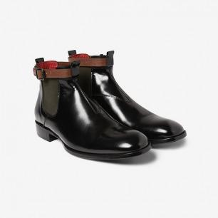 ALEXANDER MCQUEEN 高筒靴