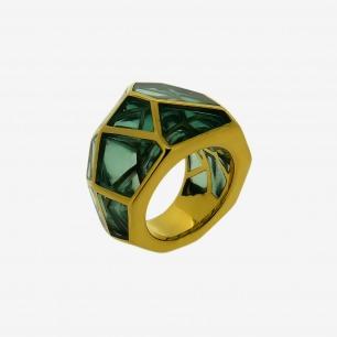 Lucas Jack Electro Ring 几何不规则 戒指