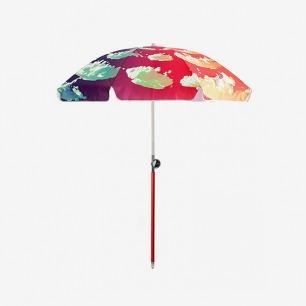 Partly Cloudy Umbrella | Basil Bangs