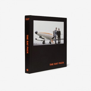 THE RAT PACK MASTER EDITION HARDCOVER BOOK