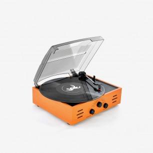 仿古黑胶唱片机