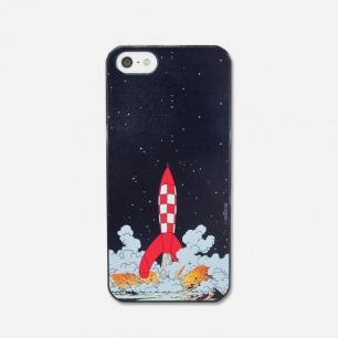 丁丁历险记 iPhone 5/5S 手机壳