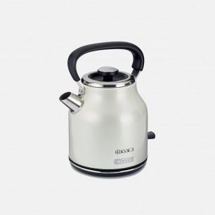 尊贵款电热水壶 | 意式尊贵设计,蒸汽式控温
